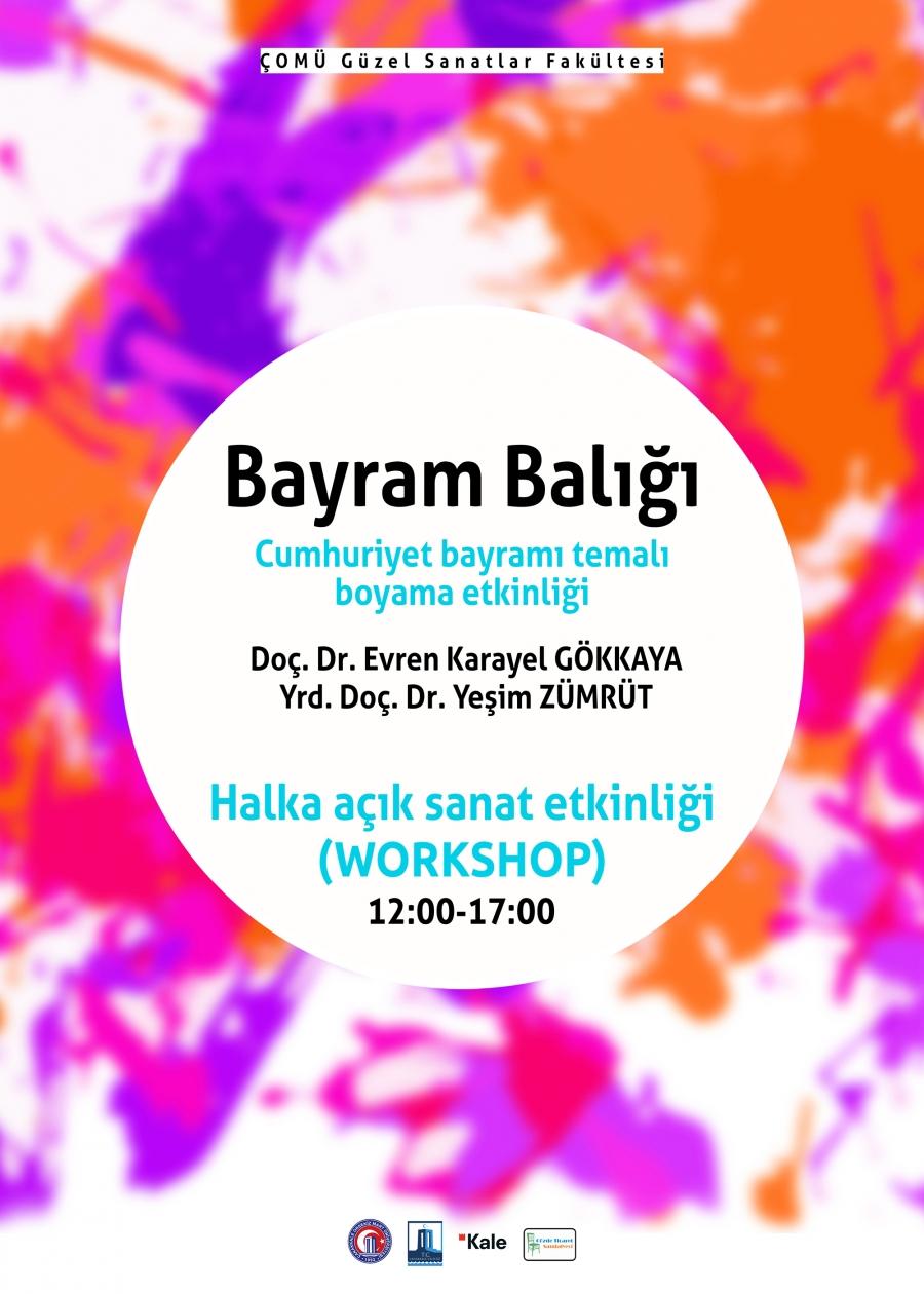 【2019'da en iyi】 Cumhuriyet Bayram Boyama Etkinlikleri