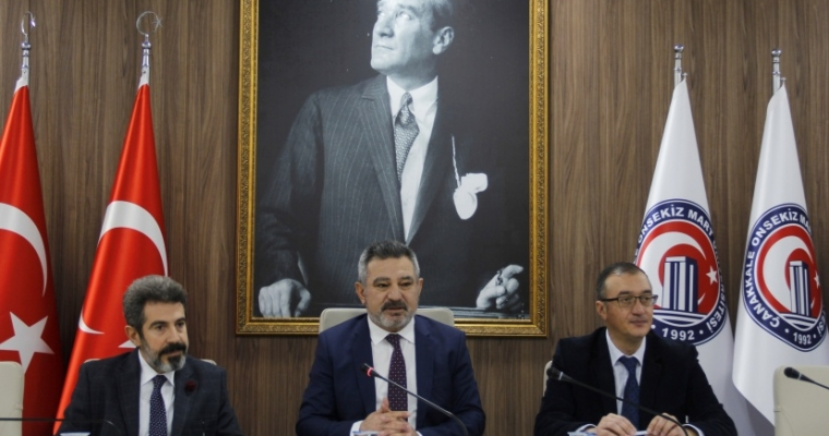 Bölüm Başkanları Toplantısının 4.'sü Gerçekleşti