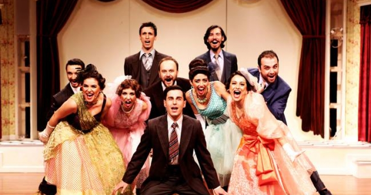 Erkek Arkadaş (Müzikli Oyun - İstanbul Devlet Tiyatrosu)