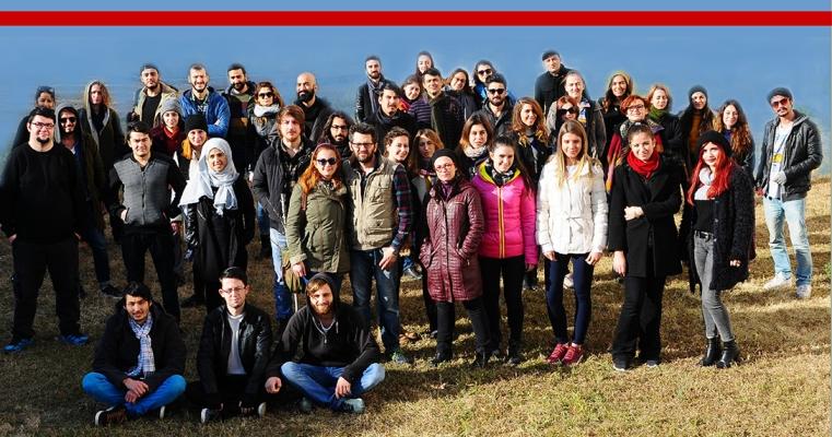"""ÇOMÜ Güzel Sanatlar Fakültesi   Lisans ve Yüksek Lisans Öğrencileri Sergisi """"Ne var, Ne yok"""" 4"""
