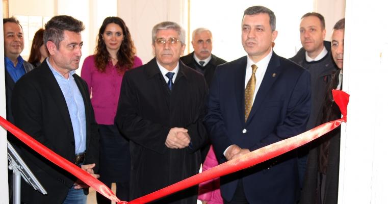 GSF Öğretim Elemanları Sergisi Açıldı