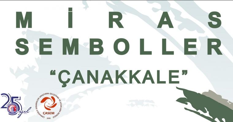 """Miras Semboller """"Çanakkale"""""""