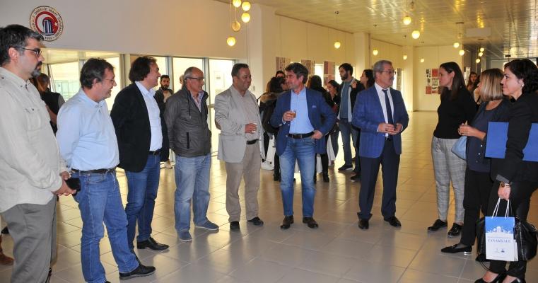 Miras Semboller 'Zanaatten - Tasarıma' Sergisi Açıldı