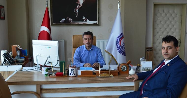 GSF Fakülte Sekreterliğine Şenol CİHAN  görevlendirilmiştir. Çalışmalarında başarılar diliyoruz