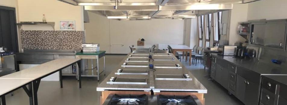 2017-2018 Eğitim Öğretim Döneminde Yeni Gastronomi Laboratuvarımız Faaliyete Girmiştir