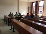 2017-2018 Akademik Yılı İlk Akademik Kurul Toplantısı Gerçekleştirildi