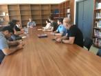 """2017-2018 Akademik Yılı Bahar Dönemi """"Dönem Sonu Akademik Kurul Toplantısı"""" Gerçekleştirildi"""
