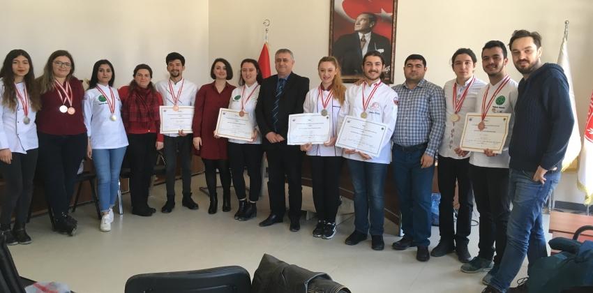 GUBY'den TÜYAP 16. Uluslararası İstanbul Mutfak Günleri'nde Büyük Başarı