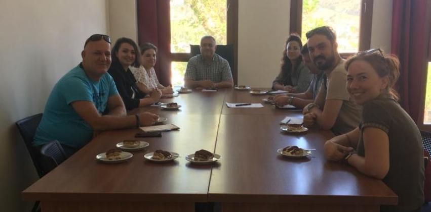 2018-2019 Akademik Yılı Güz Dönemi Akademik Kurul Toplantısı Gerçekleştirildi