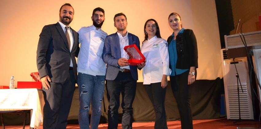 """Gastronominin Dijital Platformu """"Kısık Ateş"""" 2019 Yılı Üniversiteler Etkinliklerinin İlkini Gökçeada'da Düzenledi"""