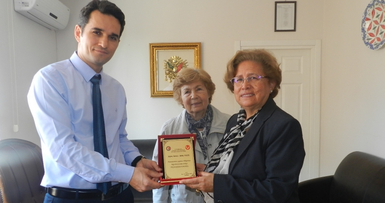 Semra-Behiç TUER Çiftinden Hastanemize Bağış