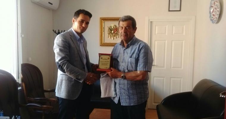 Aysel-Ali Rıza Güven 'den Hastanemize Bağış
