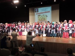 2016-2017 İlahiyat Bölümü Mezuniyet Programı