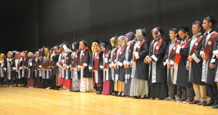 2016 Mezuniyet Töreni Gerçekleştirildi