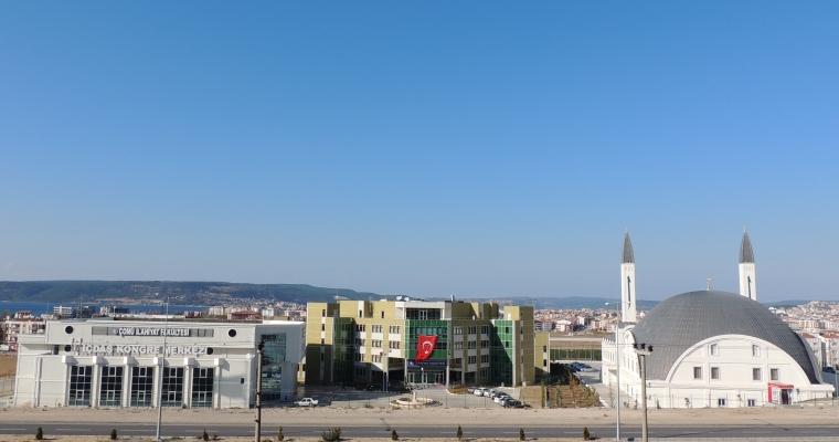 ÇOMÜ İlâhiyât Fakültesi ve Tacettin Aslan (Uygulama) Câmii