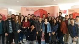 Geleneksel Akbank Kısa Film Festivali Filmlerine Ev Sahipliği Yaptık