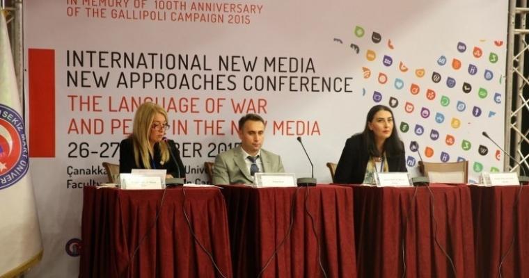 Uluslararası Yeni Medya Yeni Yaklaşımlar Konferansı
