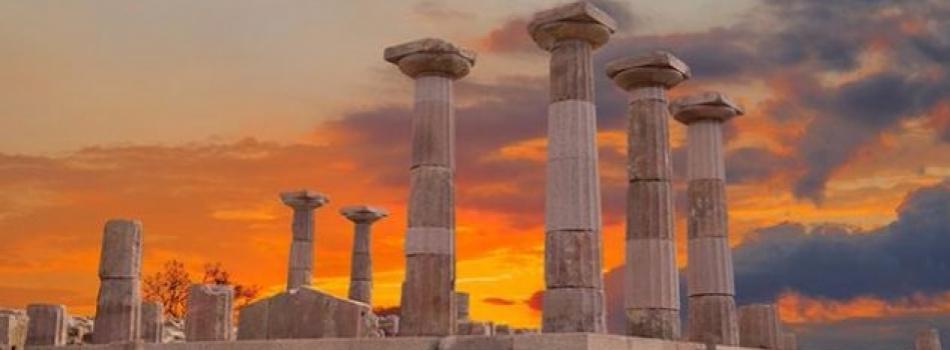 Athena Tapınağı-Assos