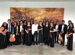 Oda Müziği Topluluğu Konser Verdi