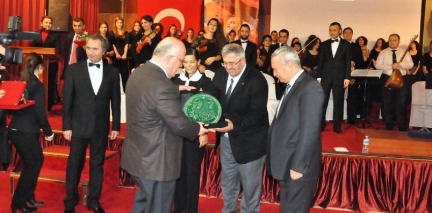Üniversitemiz Eğitim Fakültesi ve Devlet Konservatuarı Tekirdağ Namık Kemal Üniversitesi'nde Konser Verdi