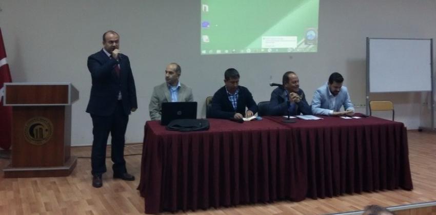 İşletmeci Gözüyle Lapseki'de Tarım ve Tarım Eğitimi Paneli Yapıldı