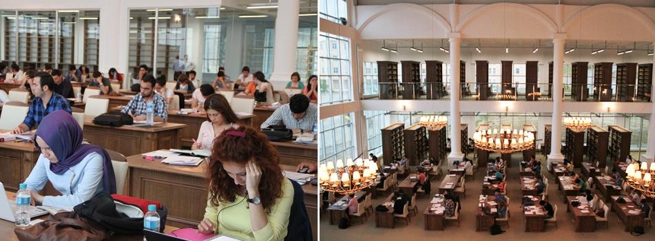 ÇOMÜ Kütüphaneleri