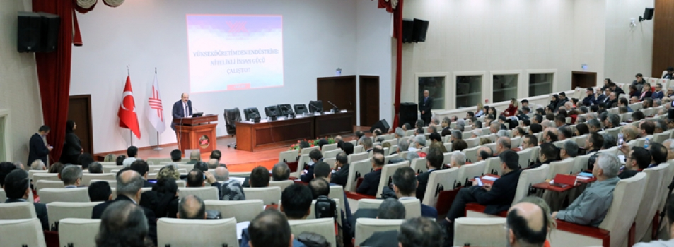 Yükseköğretimden Endüstriye: Nitelikli İnsan Gücü Çalıştayı