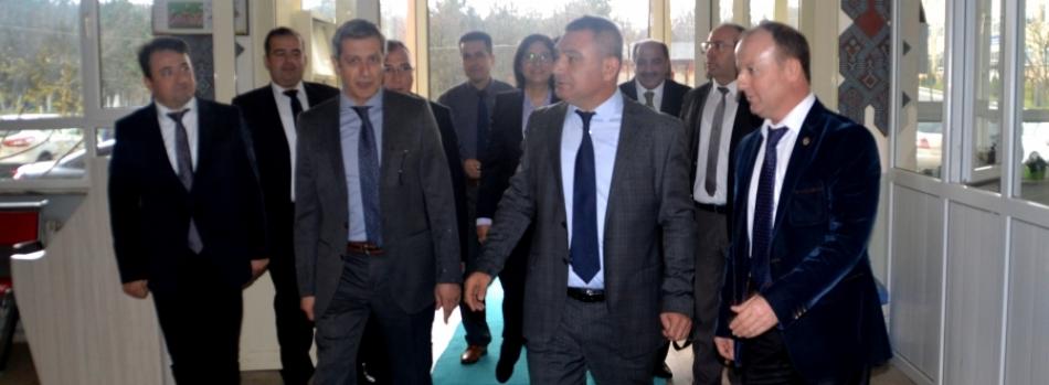 Rektör Prof. Dr. Yücel Acer'den Yenice'ye Ziyaret