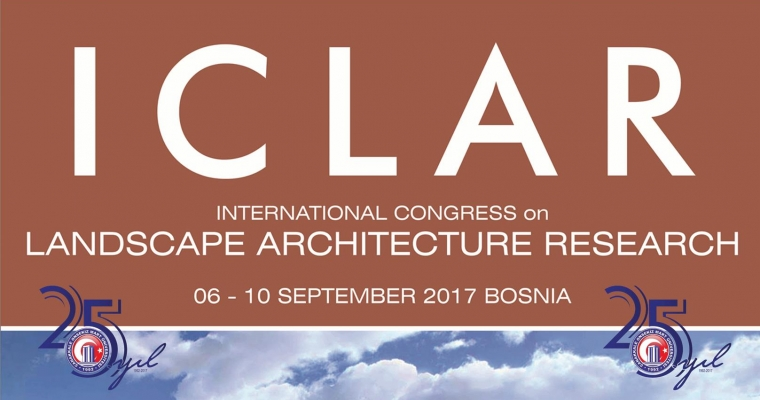 ICLAR, International Congress on Landscape Architecture Research