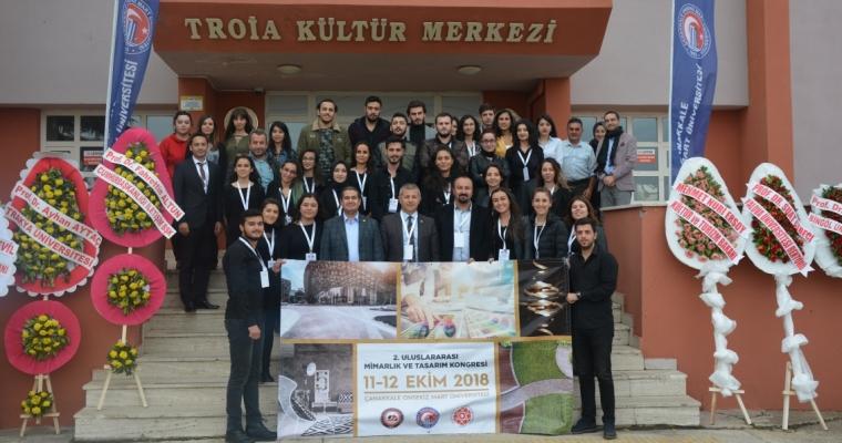 2. Uluslararası Mimarlık ve Tasarım Kongresi Açılış Töreni