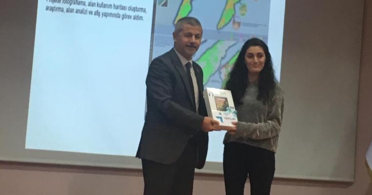 İŞKUR Kariyer Günleri'nde 1.lik Ödülü