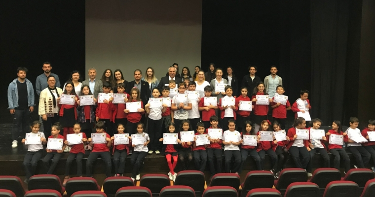 """Özel İsmail Kaymak Koleji 3. Sınıf Öğrencileri ile """"İlköğretim Okulunda Bitki Tanıma Projesi"""""""