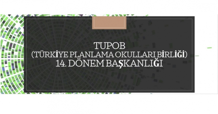 TUPOB 14. Dönem Başkanlığı