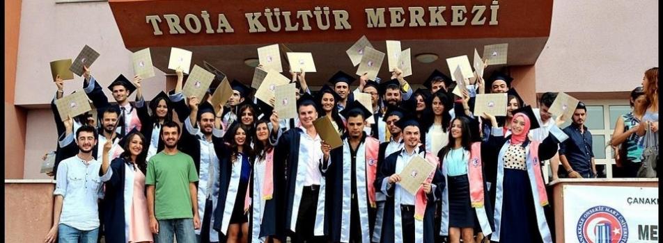 Mezuniyet Töreni - 2014