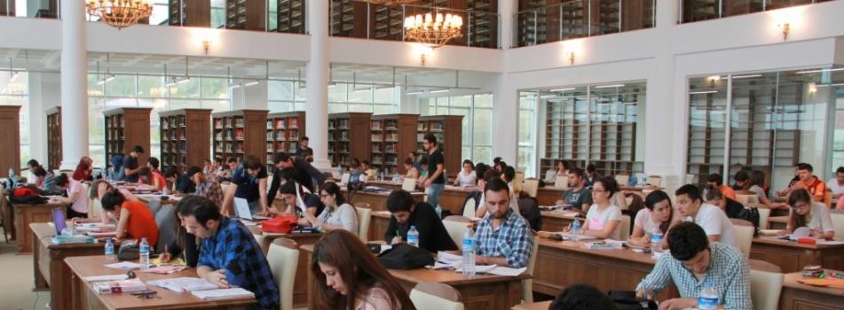ÇOMÜ Kütüphane
