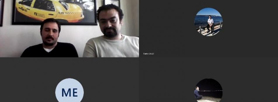 Mesleki Sohbetler - 1 (Online Etkinlik)