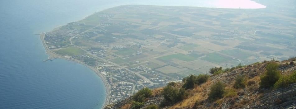Ören Deltası - Bodrum Yarımadası (Muğla)