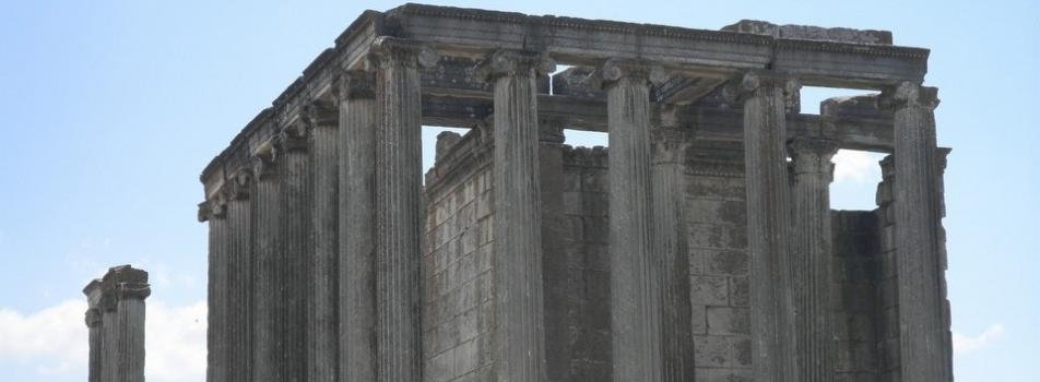Aizanoi antik  kenti - Çavdarhisar (Kütahya)