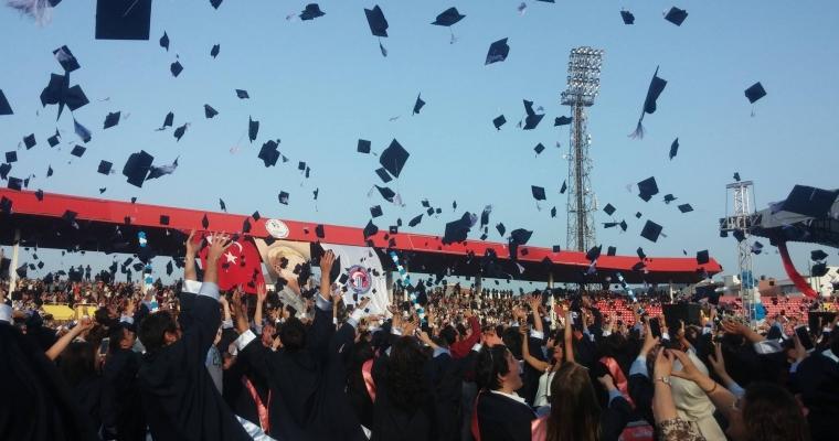 2015-2016 Eğitim Öğretim Yılı Mezuniyet töreni
