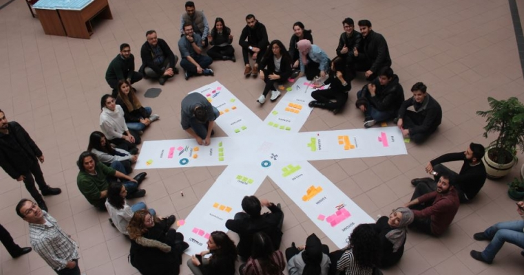 """Çanakkale Onsekiz Mart Üniversitesi İnşaat Mühendisliği Bölümü öğrencilerinin oluşturduğu """"Yapı Topluluğu"""" (ÇOMÜYAP)  tarafından  15 Aralık 2018 Cumar"""