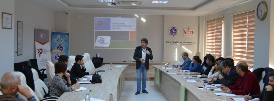 Araştırma Projesi Hazırlama ve Yönetme Eğitimi