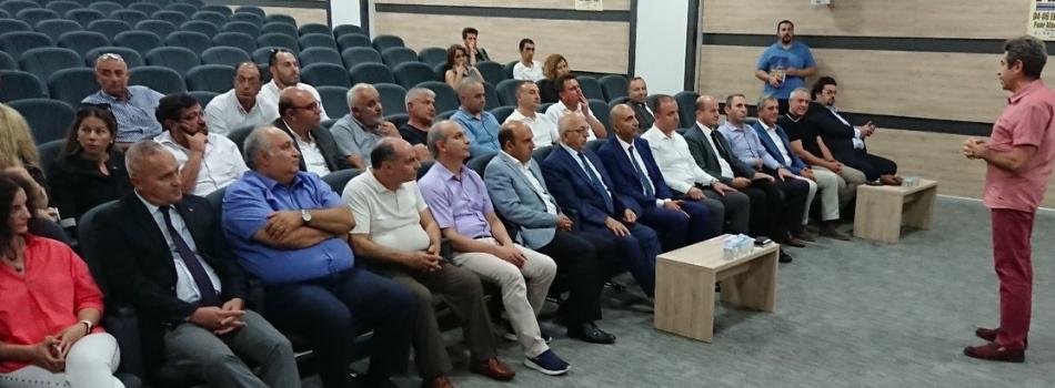 ÇOMÜ – Biga TSO Arasında Üniversite- Sanayi İşbirliği Çerçeve Protokolü İmzalandı
