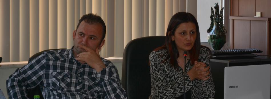 Proje Koordinasyon Merkezi Vizyon ve Strateji Geliştirme Toplantısı