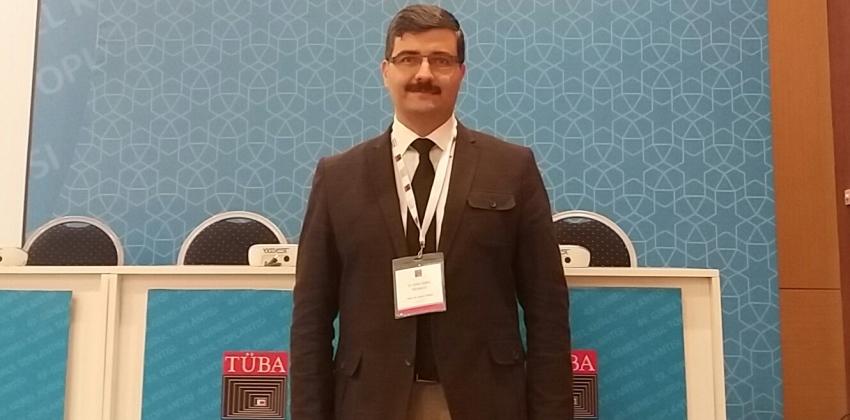 Enstitü müdürümüz Prof.Dr. Ahmet ÜNVER Türkiye Bilimler Akademisi'nin 49. Genel kuruluna katıldı