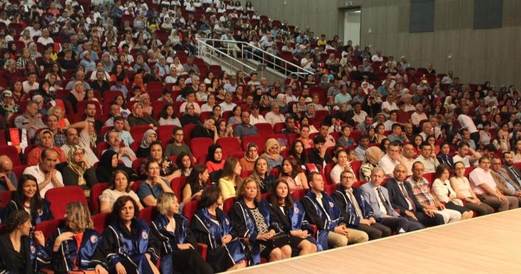 Çanakkale Sağlık Yüksekokulu yemin töreni gerçekleşti.
