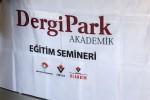 Sosyal Bilimler Enstitüsü DergiPark Eğitim Semineri'ne katıldı