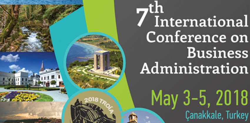 7th International Conference on Business Administration (ICBA)