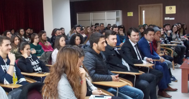 Türkiye'de Katılım Bankacılığı ve Kariyer İmkanları Programı Gerçekleştirildi