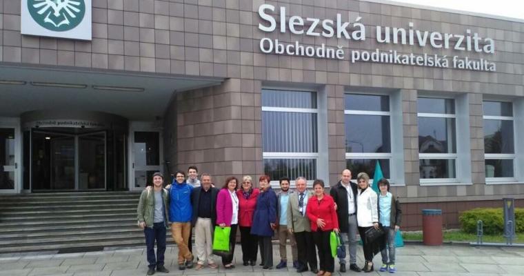 Fakültemiz Öğretim Üyelerinden Silesian Üniversitesine Ziyaret