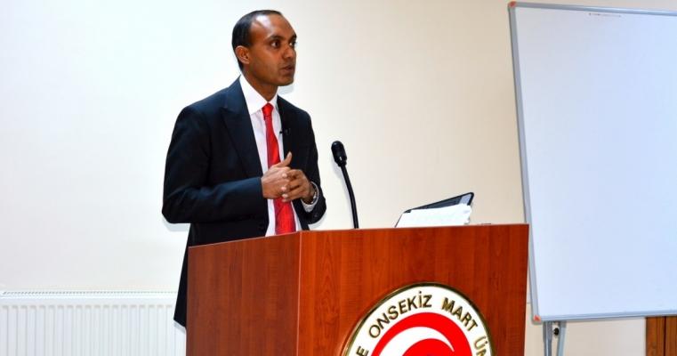 SBF'de Açılış Dersini Bangladeş İstanbul Başkonsolosu Verdi